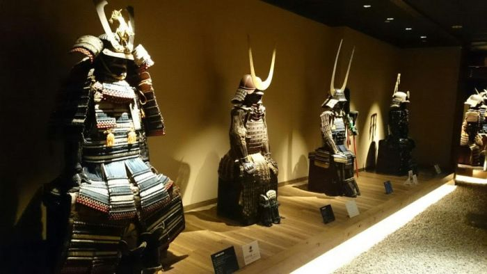 the samurai museum shinjuku