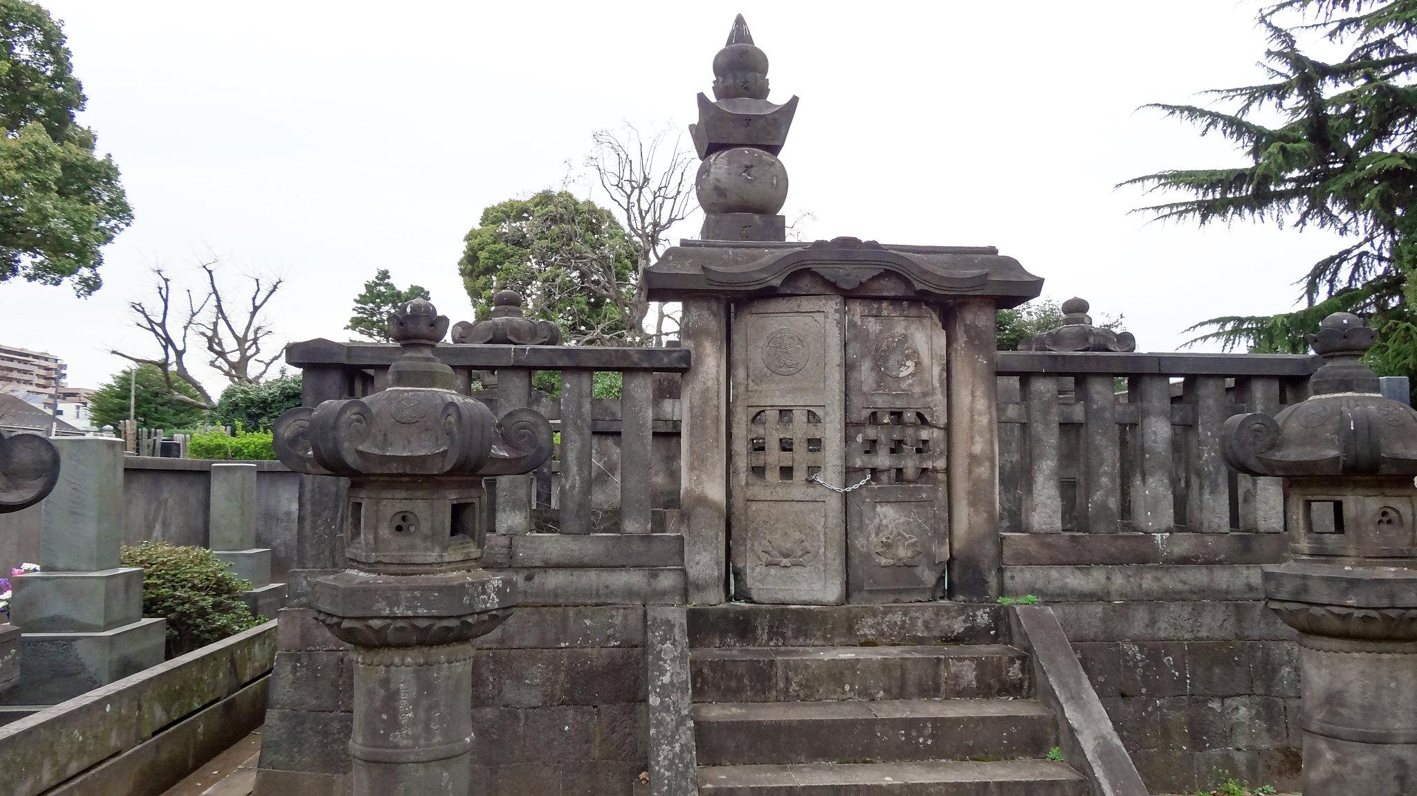 tokyo history tour ueno tokugawa