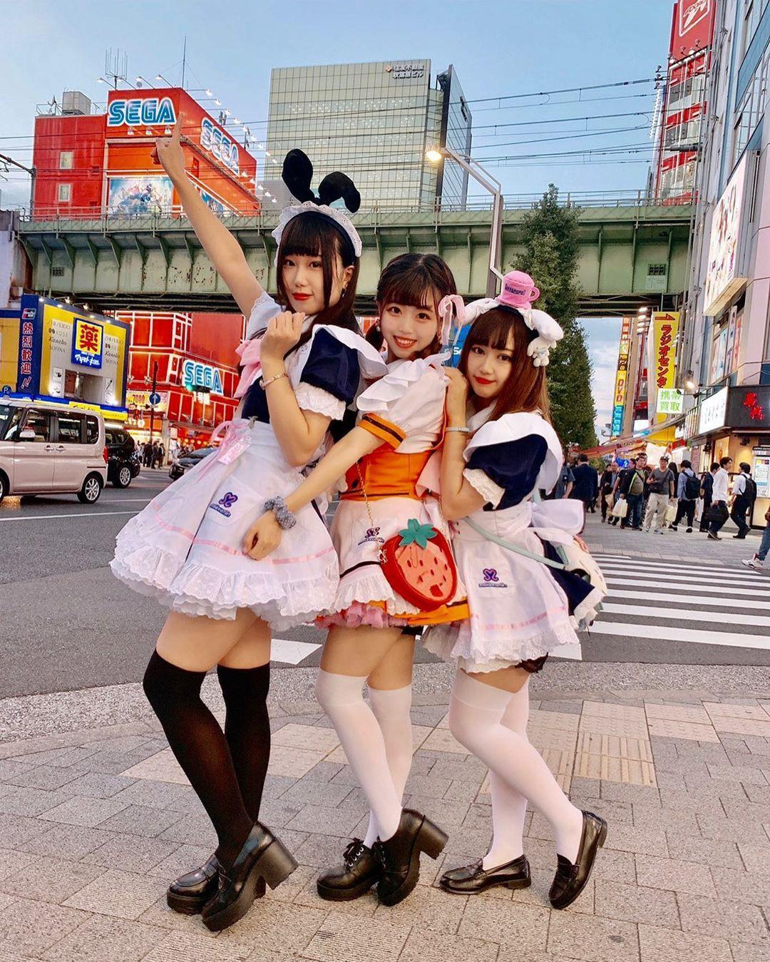 tokyo tour maid cafe