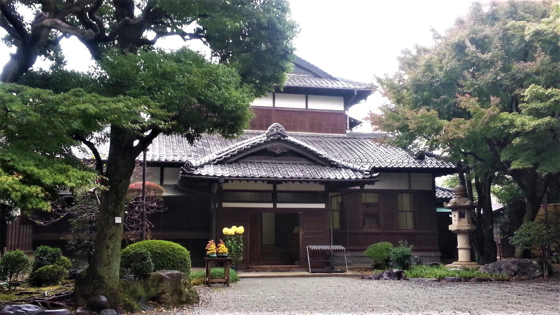 shibuya walking tour asakura mansion