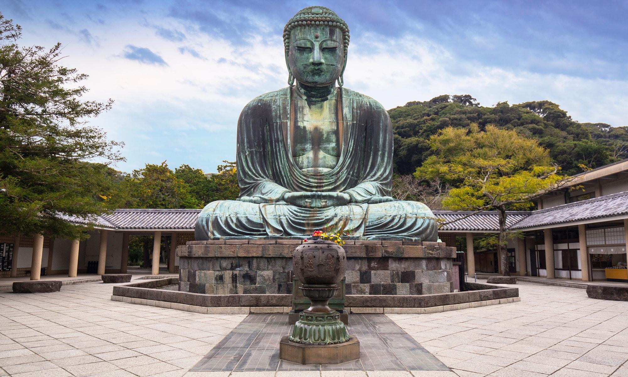 daibutsu - the big buddha