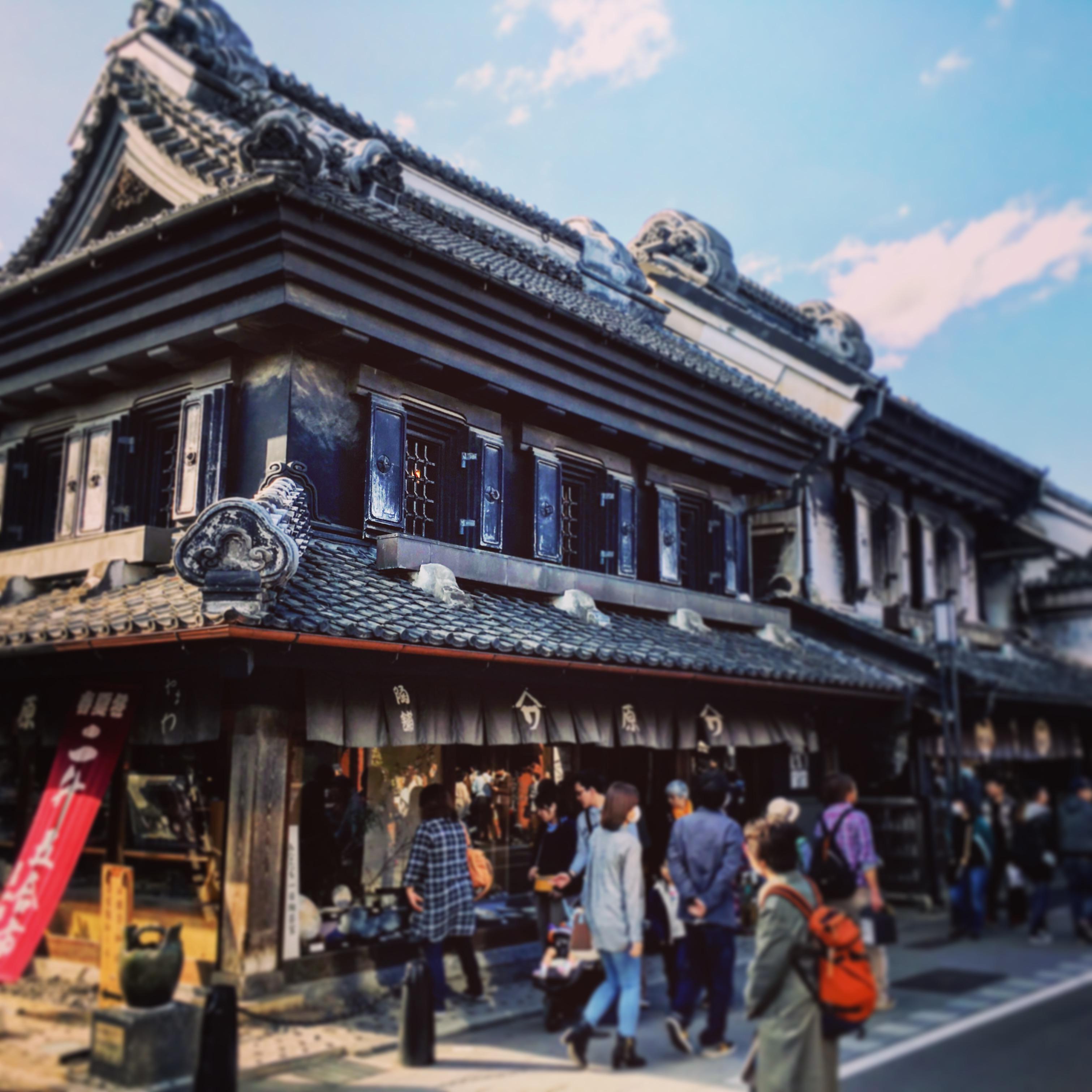 kura storehouse kawagoe day trip