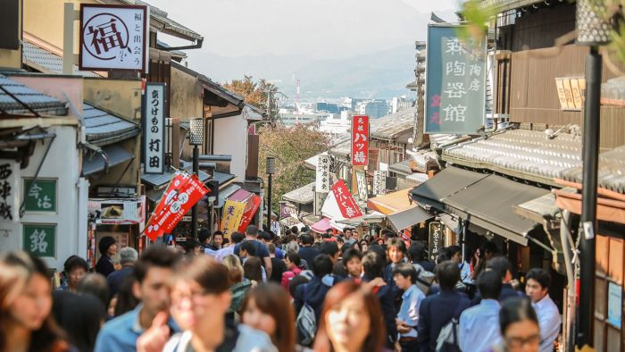 overtourism in kyoto