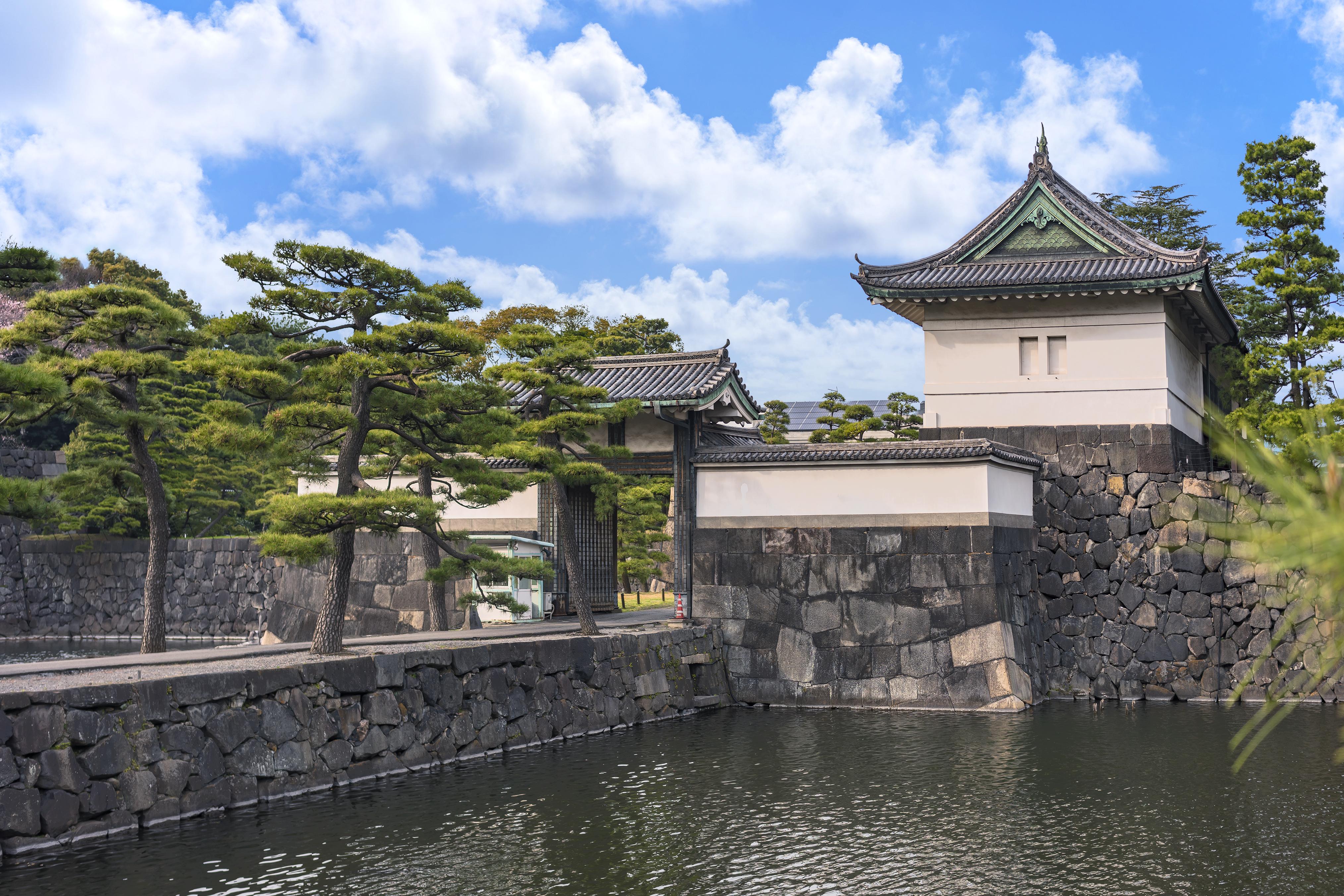 Edo Castle Bike Tour