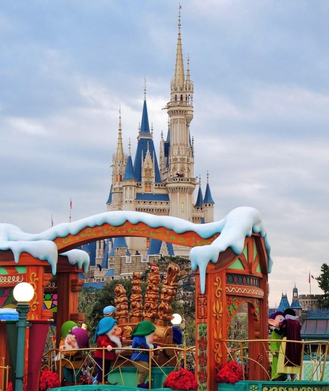 ディズニークリスマス・白雪姫