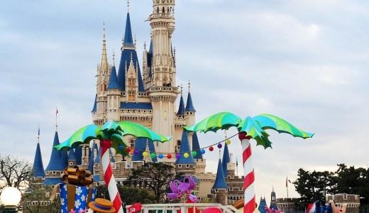 👧★リロ&スティッチ★Lilo & Stitch ディズニー・クリスマスパレード