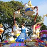 東京ディズニーランド・美女と野獣・ベル