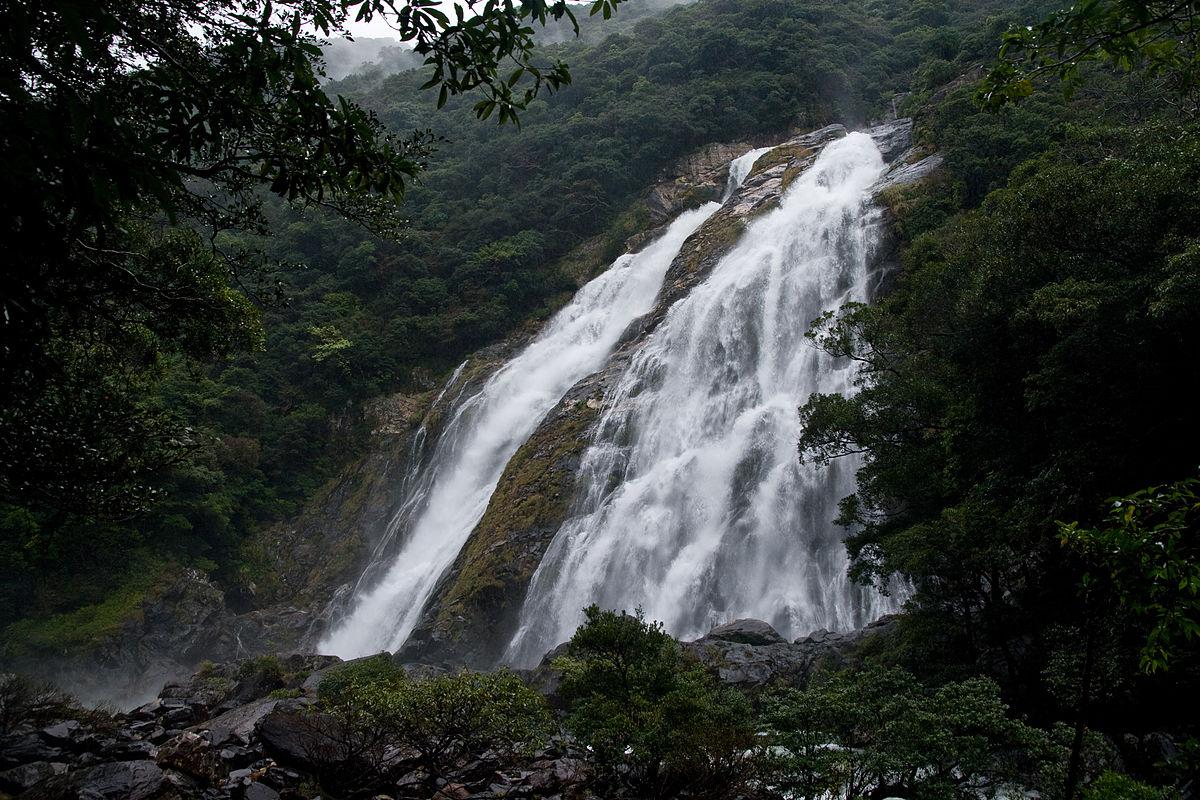 Ooko Falls Kagoshima-Ken