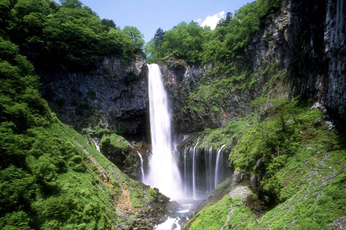 Kegon Falls em Nikko