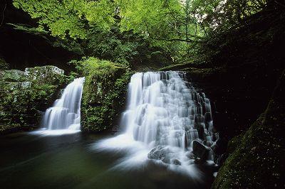 Akame 48 Falls Mie-Ken