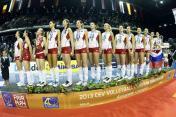 russia gold women 13eurochamp