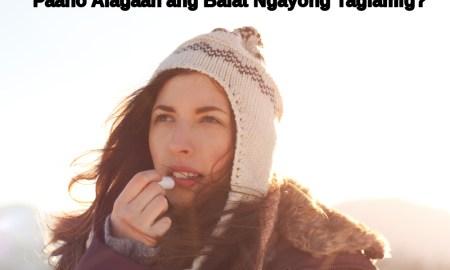 Paano Alagaan ang Balat Ngayong Taglamig