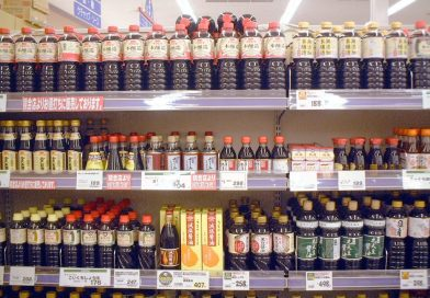 Why are the Japanese Soy Sauce Lovers?