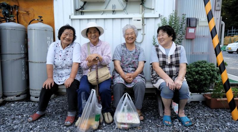 Japan's Elderly Population
