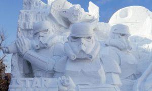 Visitors to Sapporo Snow Festival hit record-high 2.74 million