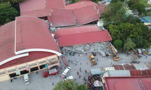 Luzon, niyugyog ng 6.1 magnitude na lindol