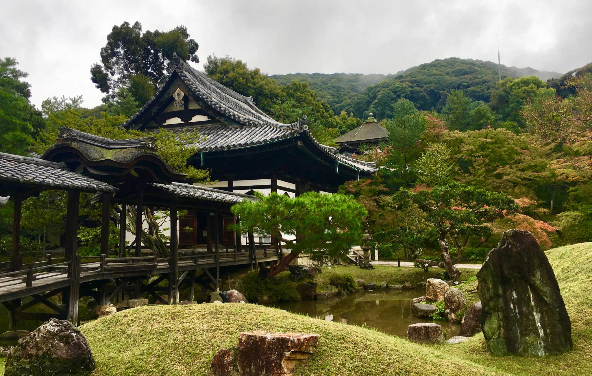 sanctuaires et temples du japon