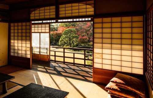 genkan l entree d une maison japonaise