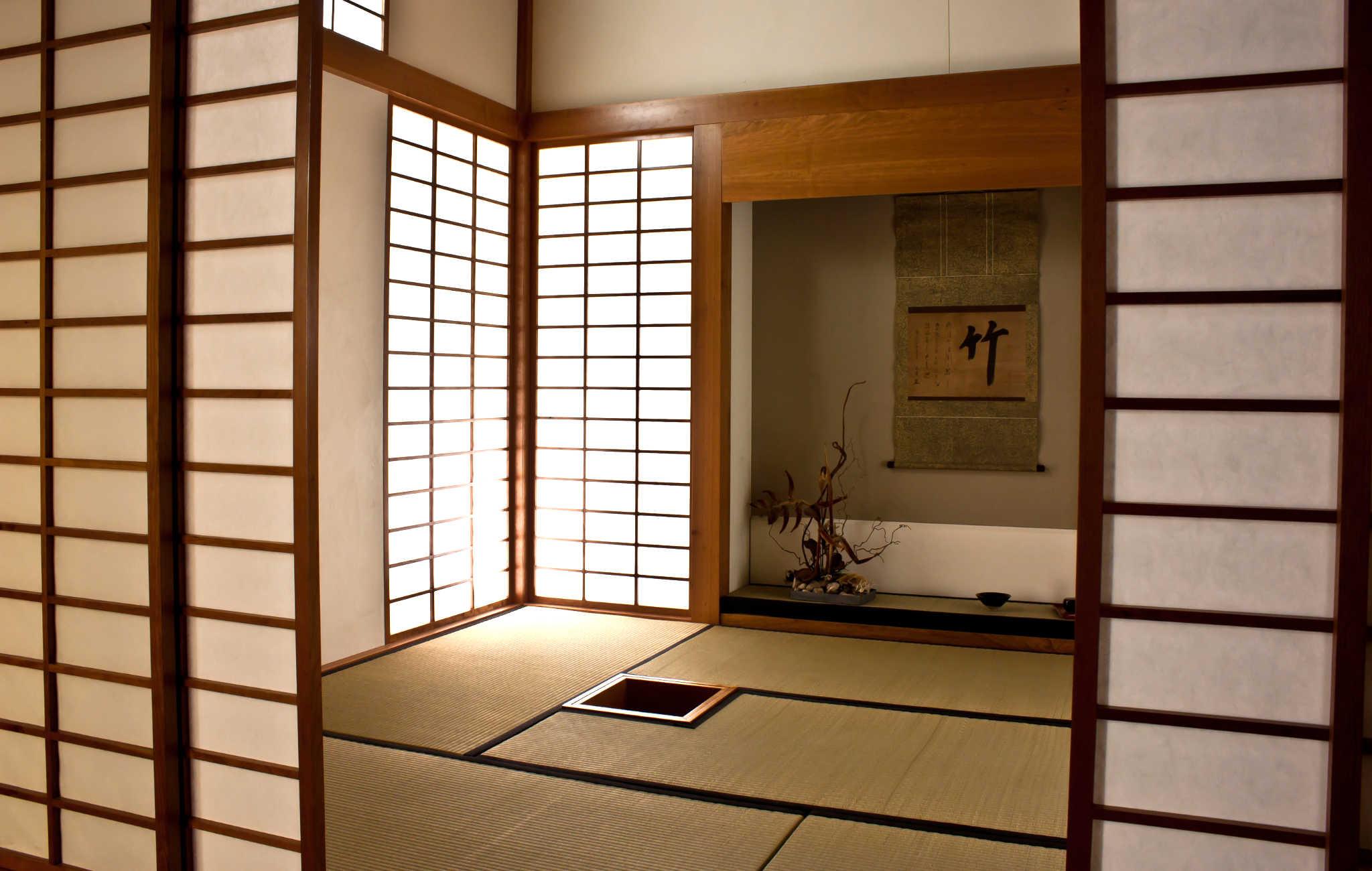 la maison traditionnelle japonaise