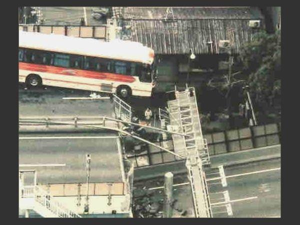 Imagen del gran terremoto de Kobe