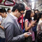 Con smartphone, viajar a Japón es mucho más fácil