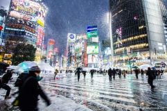 Japón en invierno: algunos consejos para combatir el frío