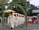 Nagoshi No Harae (夏越の祓), un antiguo rito sintoista de purificación para dar la bienvenida al verano en Japón