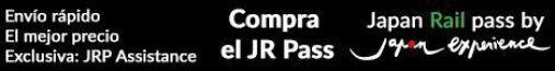 Pincha aquí para comprar los Japan Rail Pass (JR Pass)