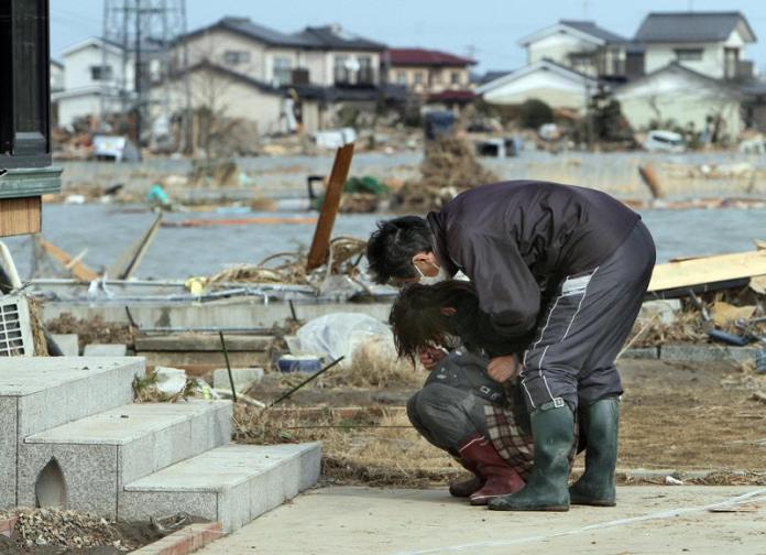 Terremoto del 11 de marzo de 2011 en Japón (TheAtlantic.com)