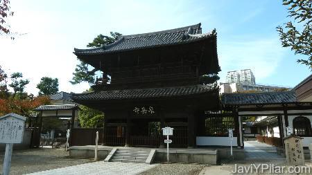 Sengaku-ji (Tokio), lugar donde se localizan las tumbas de los 47 rōnin