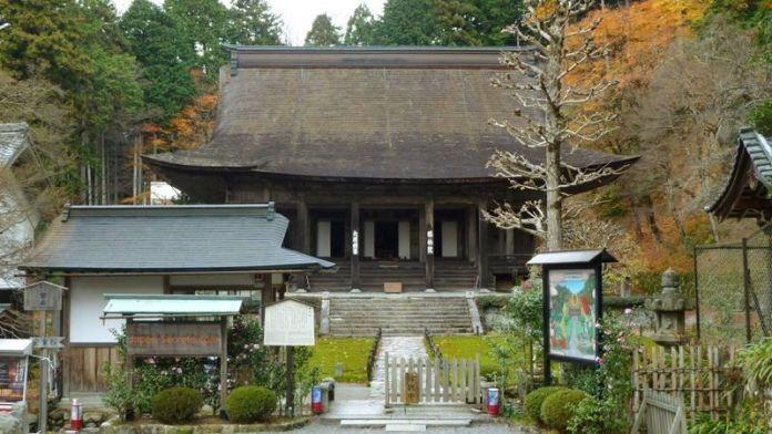 Visitar Kioto: Ōhara (大原). Templo Shōrin-in (勝林院)
