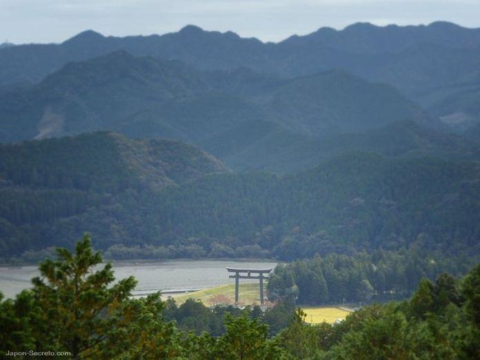 Las montañas de Kumano