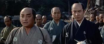 """El hostil pueblo japonés. """"El Bárbaro y la Geisha"""" (""""The Barbarian and the Geisha"""", 1958)"""