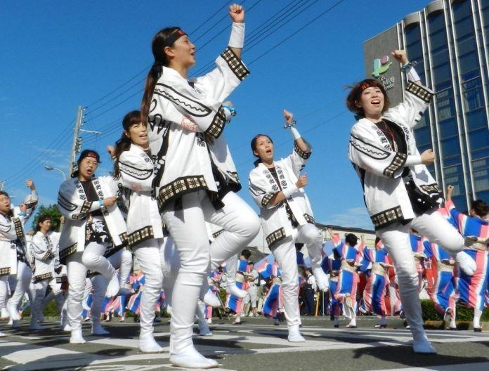 Festivales de Japón: Benkei Matsuri (弁慶まつり) en Tanabe