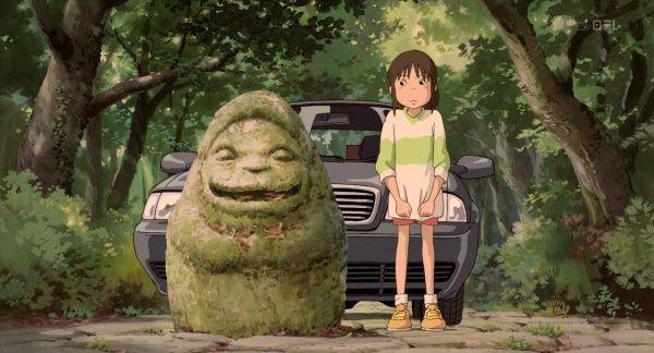 """A punto de entrar en el mundo fantasma. """"El Viaje de Chihiro"""" (""""千と千尋の神隠し"""", 2001)"""