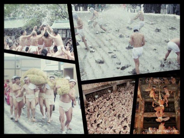 Festivales de desnudos en Japón