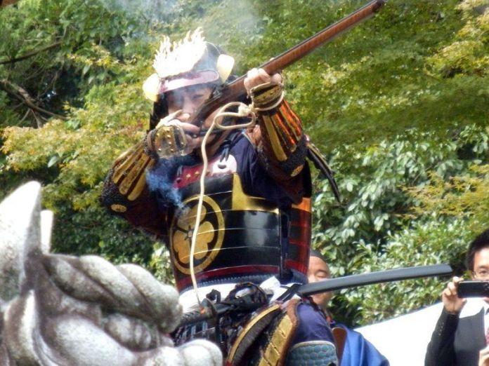 Festivales de Japón: el Funaoka Taisai (船岡大祭) o Gran Festival de Funaoka del santuario Kenkun (建勲神社) en Kioto