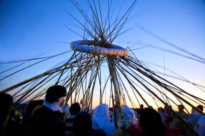 Festivales de Japón: Geettaa Matsuri en la isla de Kamishima, prefectura de Mie
