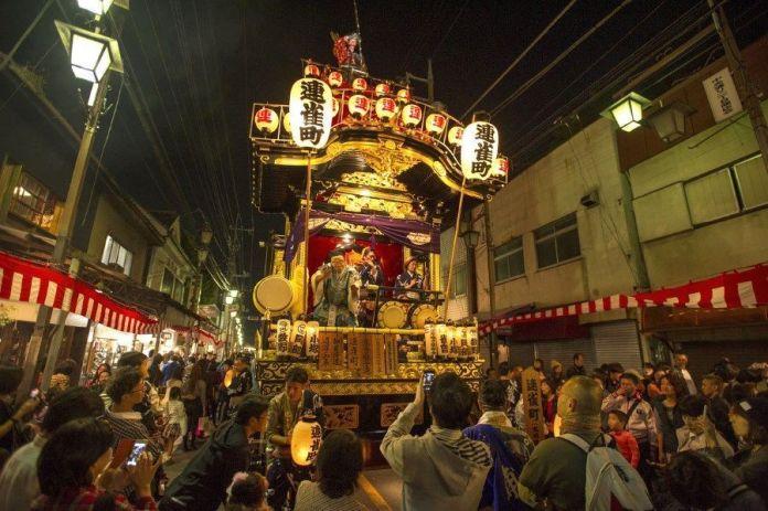 Festivales de Japón: Kawagoe Hikawa Matsuri (川越氷川祭)