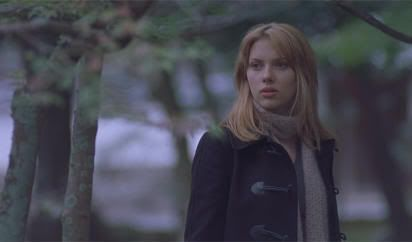 "Scarlett paseando por Kioto. ""Lost in Translation"" (Sofia Coppola, 2003)"