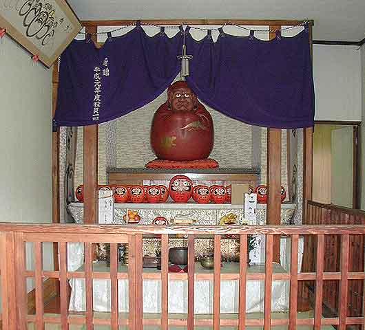 Festivales de Japón: l Maizuru Daruma Matsuri (舞鶴だるま祭) o Festival del Daruma de Maizuru