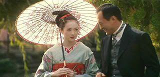 """Sayuri y el presidente. """"Memorias de una Geisha""""(""""Memoirs of a Geisha"""", 2005)"""