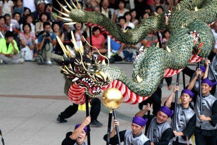 Festivales de Japón: el Nagasaki Kunchi (長崎くんち)