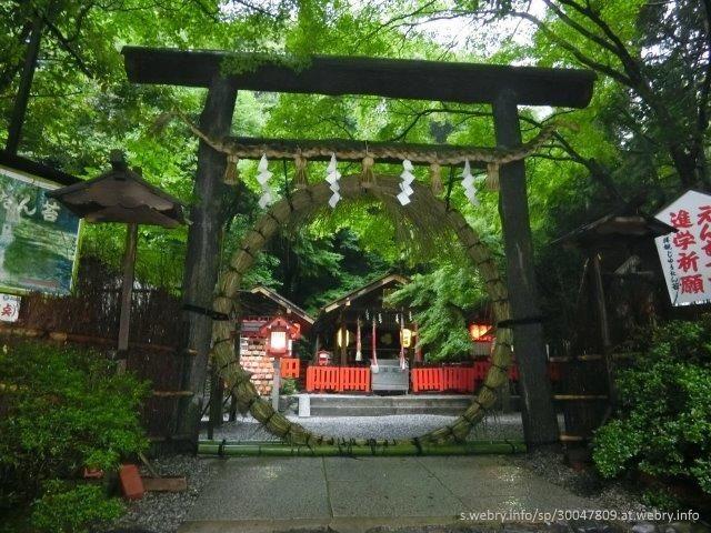 Ritual Nagoshi No Harae en el precioso y oculto santuario Nonomiya