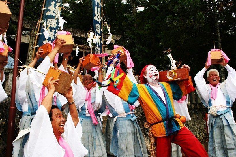 Nyu Matsuri @ Nyu Shrine | Hidakagawa | Wakayama Prefecture | Japón