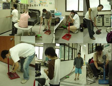 El ōsōji (大掃除), la limpieza general de fin de año, también llamada susu harai (すす払い o 煤払い). Consiste en hacer una limpieza general y profunda de las casas.