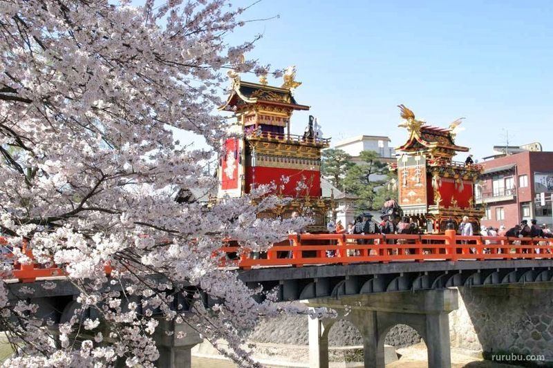 Festival de Primavera de Takayama o Sanno Matsuri @ Santuario Hie | Takayama | Gifu Prefecture | Japón