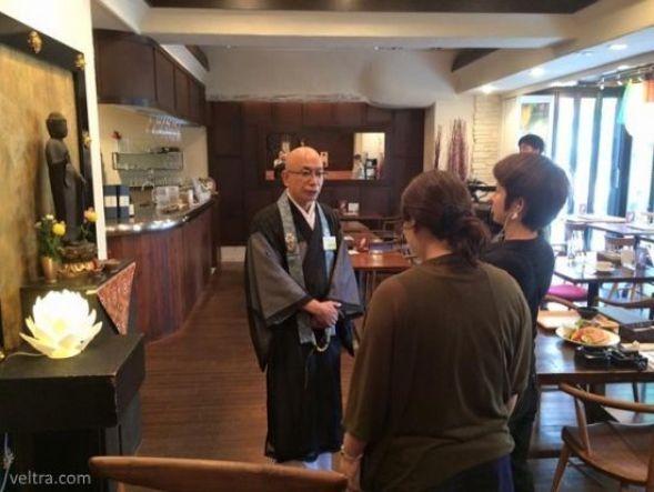 Descubrir Japón: las cafeterías budistas