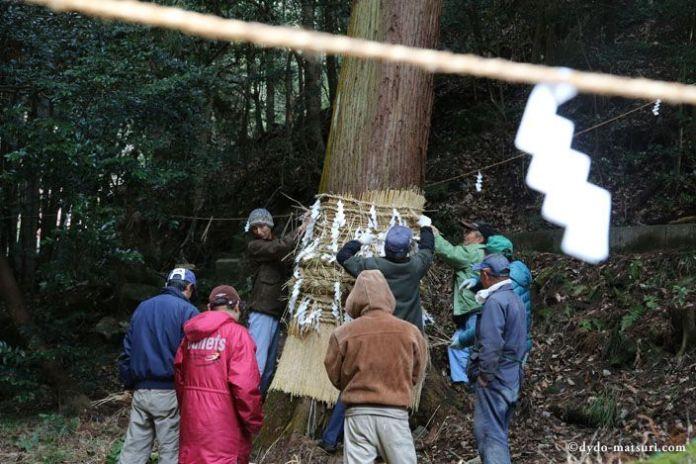 Festivales de Japón: Yama No Kami Matsuri en Shimizu (Yamaguchi)