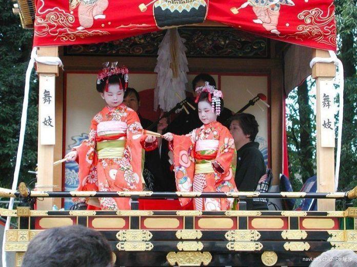 Festivales de Japón: el espectacular festival de carrozas Yamada No Harumatsuri (山田の春祭り) o Festival de Primavera de Yamada en Chichibu (prefectura de Saitama)